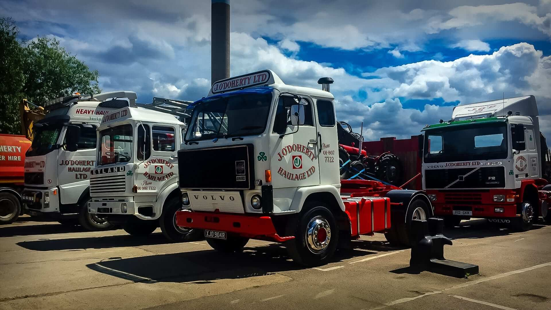 Our History | JOD Group | J.O'Doherty Haulage Ltd
